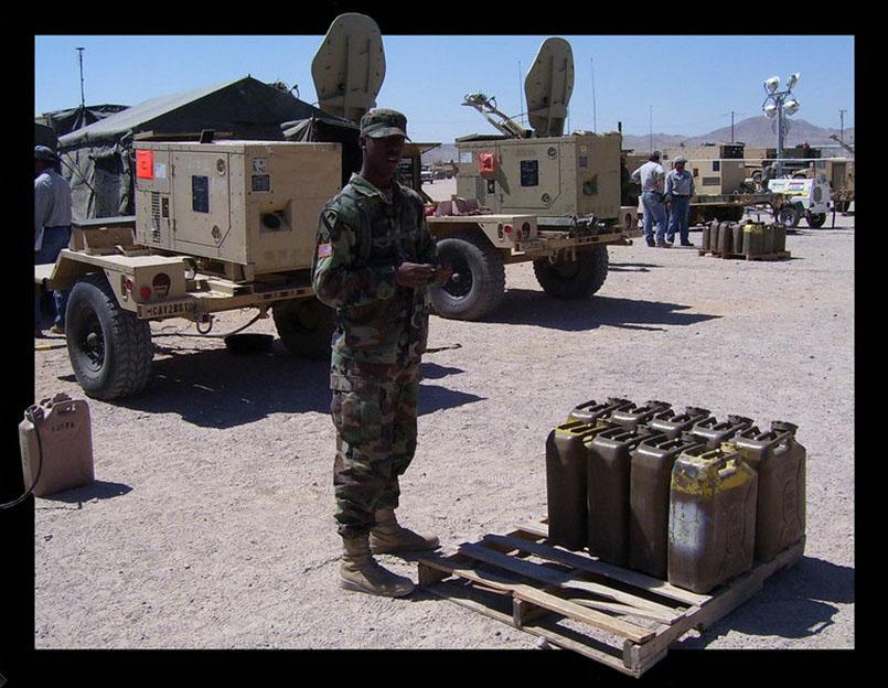 进口军用油桶-越玩越野汽车装备
